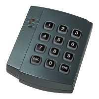 Matrix-IV-EH Keys темный (серый металлик)
